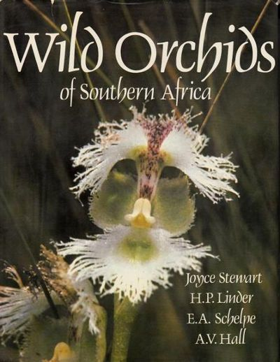 Wild orchids of souther africa